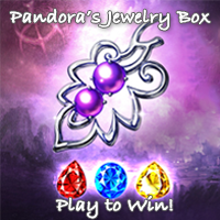 Pandora's Jewelry Box Mini Game